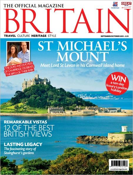 The Official Magazine Britain - September - October 2013