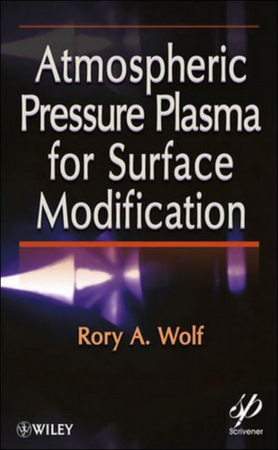 Atmospheric Pressure Plasma for Surface Modification