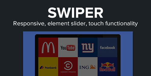 CodeCanyon - Swiper - Responsive Element Slider with Touch - RIP