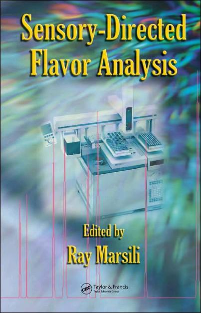 Sensory-Directed Flavor Analysis (Food Science and Technology)